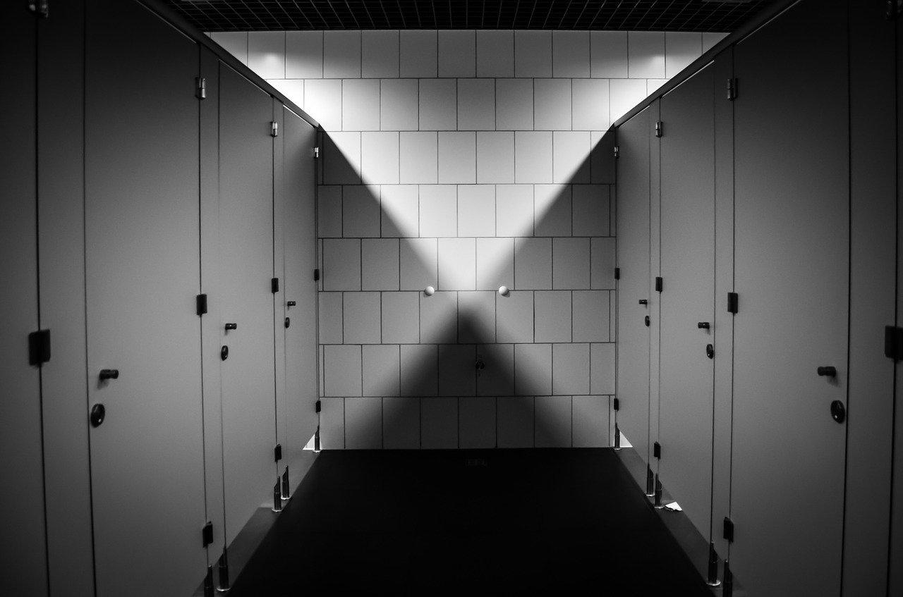 station de relevage eaux usées wc