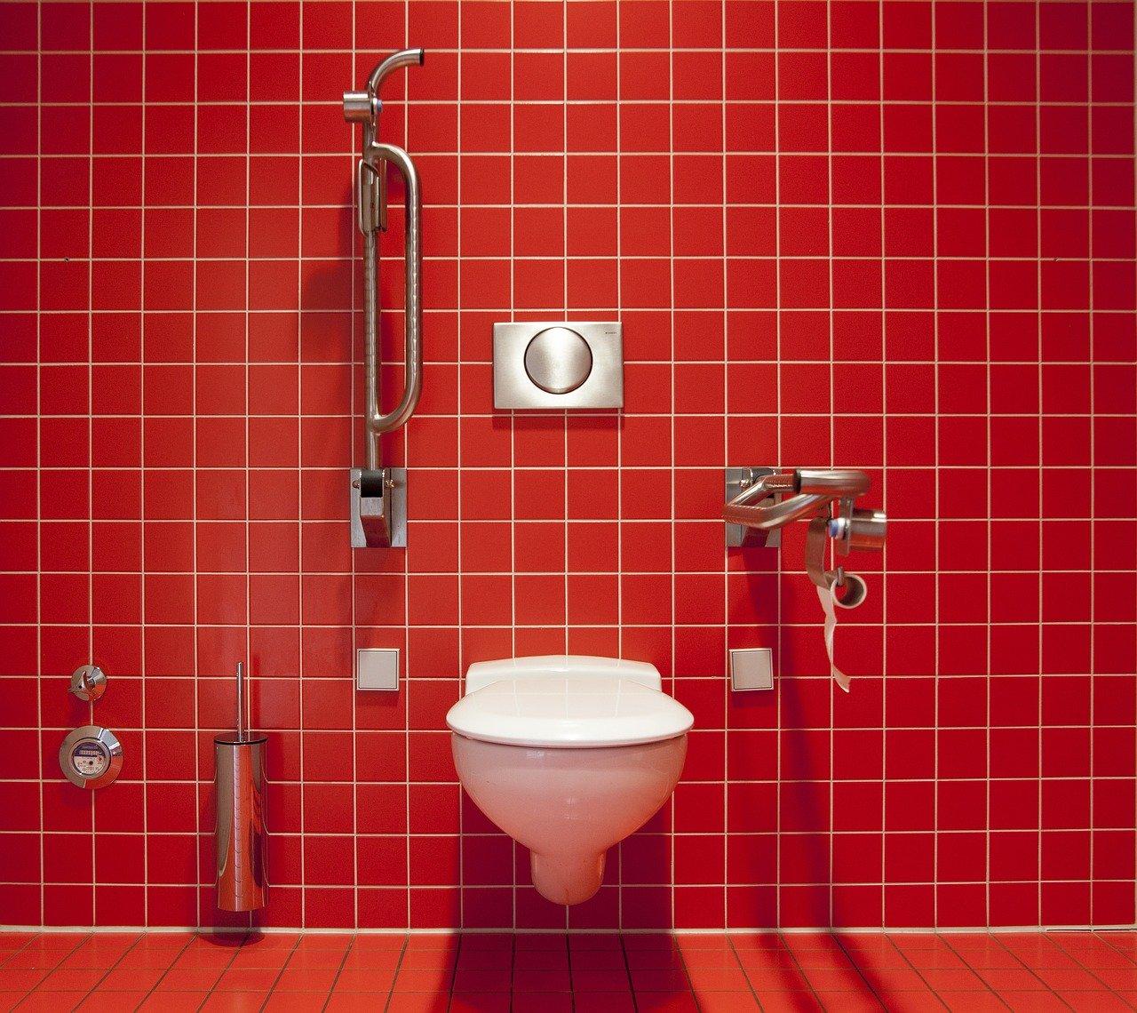 douche avec pompe de relevage
